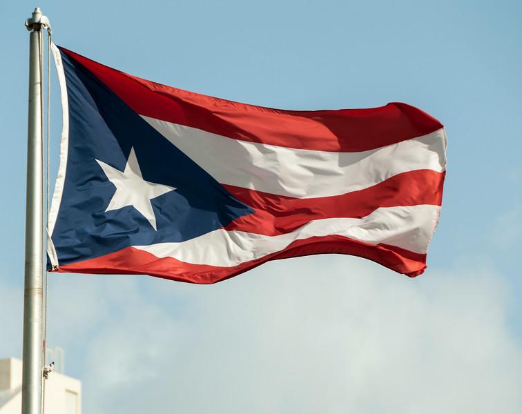Puerto Rico 2013 - Flag