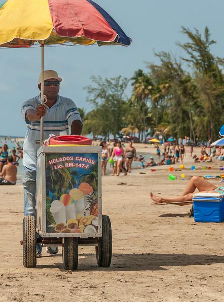 Puerto Rico 2013 - Luquillo Beach