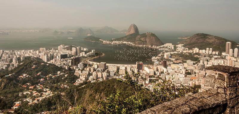 Rio de Janeiro 2013 - Corcovado - Tijuca National Park - Christ the Redeemer