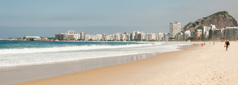 Rio de Janeiro 2013 - Copacabana Beach