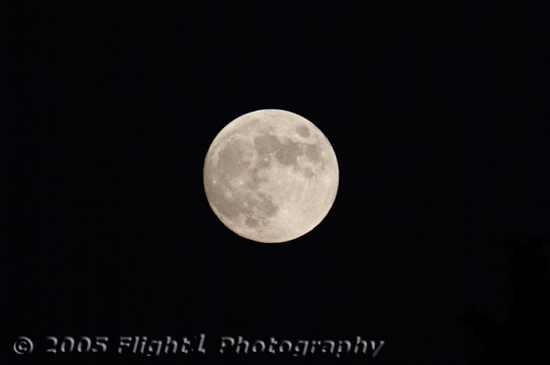 Full Moon after sundown