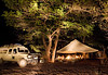 Moblie camping in Chobe