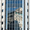 Downtown - Reflection of Joseph Smith Memorial Building