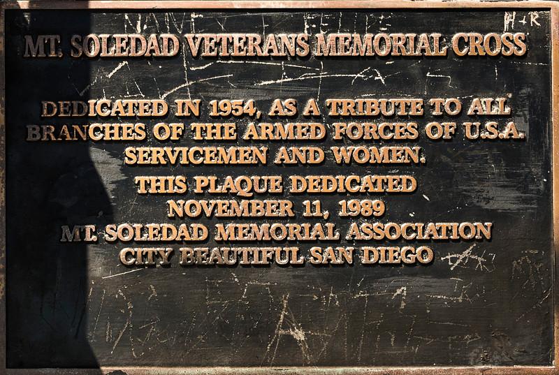 Mt. Soledad National Veterans' Memorial