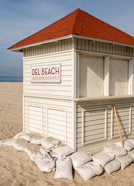 The Beach at the Hotel del Coronado