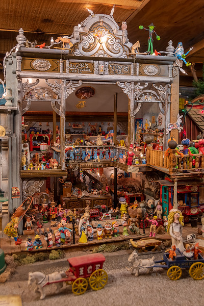 Tinkertown Museum - On the Turquoise Trail