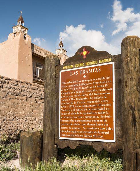 Northern New Mexico & High Road  - Las Trampas