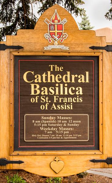Cathedral Basilica St. Francis