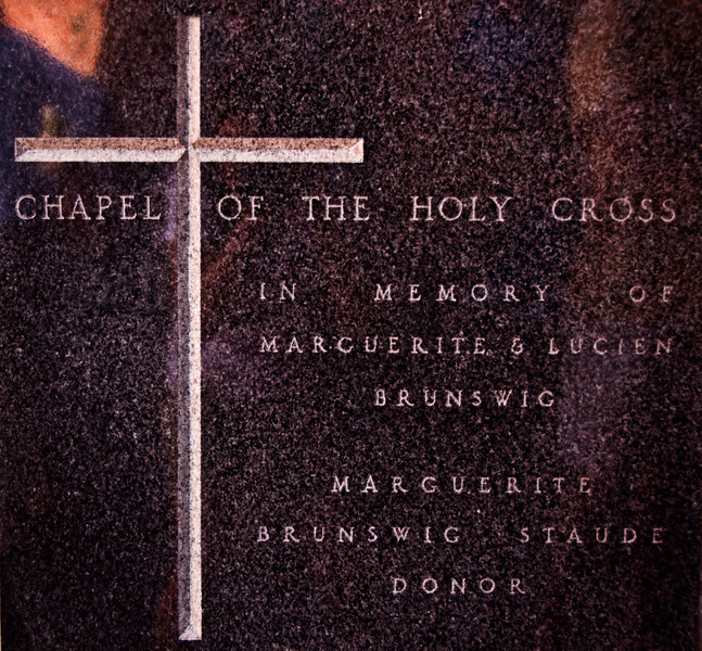 Chapel of the Holy Cross - On the way to Sedona