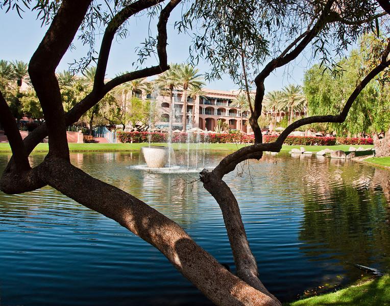 Fairmont Scottsdale - Grounds - SGR 2012