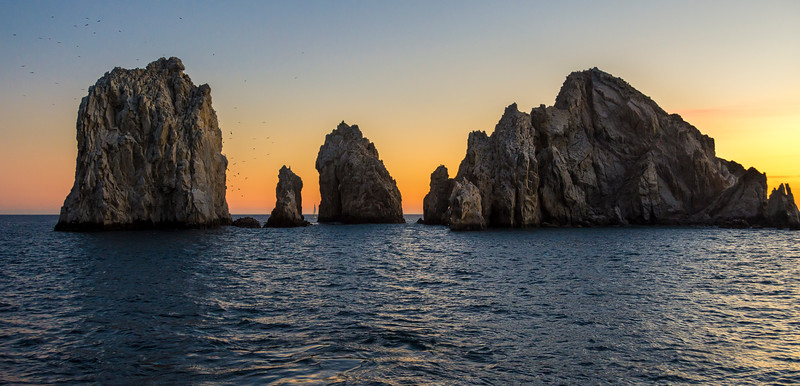 Land's End - Sea of Cortez (AKA Gulf of California)
