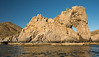 Elephant Rock - Isla Santa Catalina - Gulf of California (AKA Sea of Cortez)