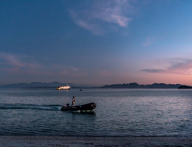 Espiritu Santo Island - Sea of Cortez (AKA Gulf of California)