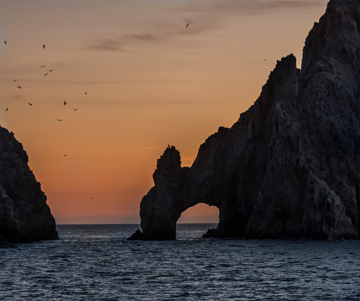 El Arco at Land's End - Sea of Cortez (AKA Gulf of California)