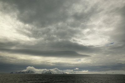 Elephant Island, viewed from the south.