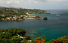 St. Lucia 2012 - Castries - Seascape from the top of Vigie Lighthouse