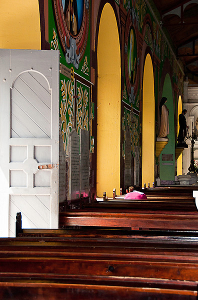 St. Lucia 2012 - Castries -Cathedral of the Immaculate Conception