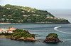 Castries - View from the hill at Vigie Lighthouse