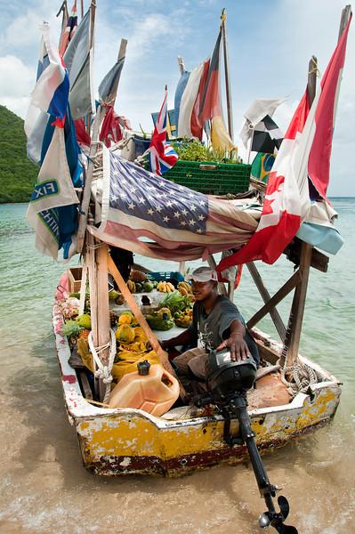 Reduit Beach - Fruitboat