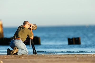 Shooting buddy Rick Dunlap