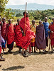 Maasai Village at Ngorongoro Crater - Traditional Dance