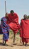 Maasai Village at Ngorongoro Crater - Traditional Dance