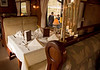 On the way to Machu Picchu - Inside the Orient Express - The dining car