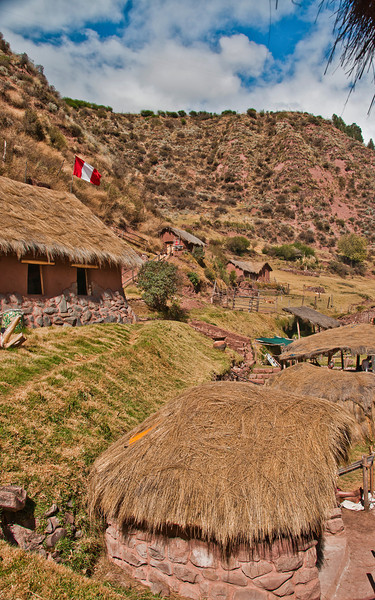 Cusco - The Sacred Valley of the Incas - Fiber Farm