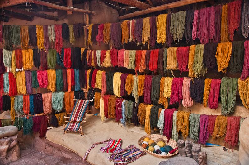 Cusco - The Sacred Valley of the Incas - Fiber Farm