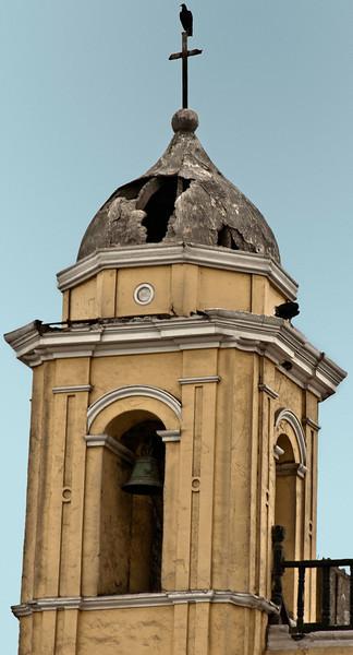 Peru - Lima - San Francisco Cathedral - Catacomb Tour but no photos allowed