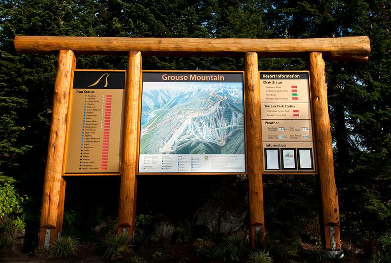 Grousse Mountain