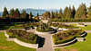 University of British Columbia Rose Garden