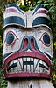 Totem at Capilano Suspension Bridge