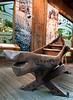 Canoe Replica at Capilano Suspension Bridge