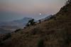 Rising Moon, Drakensberg, KwaZulu-Natal