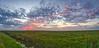 Sunrise over Anahuac National Wildlife Refuge