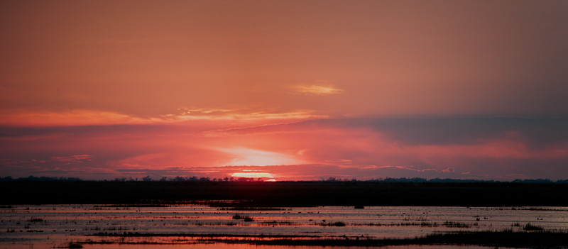 Anahuac NWR Sunset