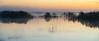 Fog on Shoveler Pond
