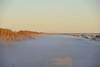 Low-level Fog on Shoveler's Pond Loop