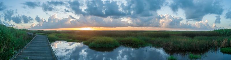 Shoveler Pond Sunrise