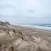 Sand Dunes along the Atlantic