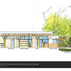 Drumlin ELC - Rendering of Building Section