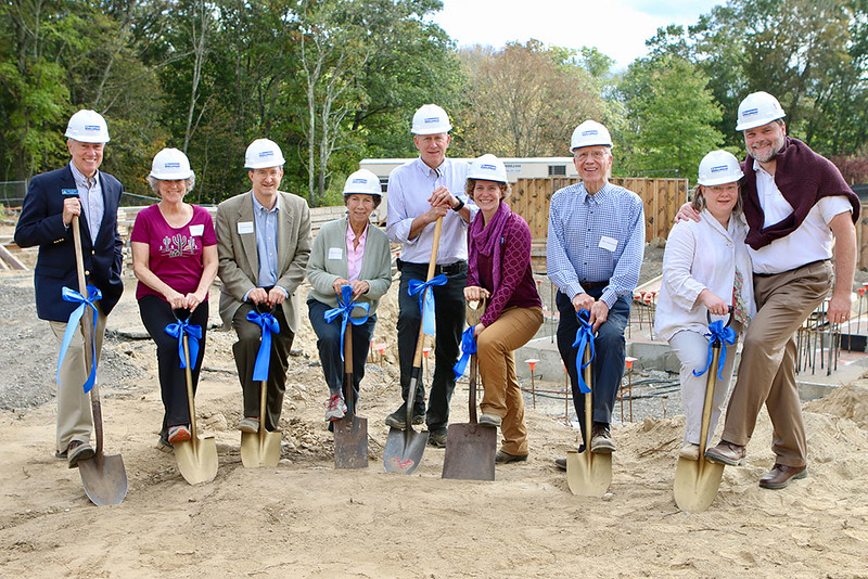 Drumlin ELC - Groundbreaking Ceremony