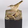 "From the <a href=""http://www.massaudubon.org/Nature_Connection/Sanctuaries/Visual_Arts/index.php"">Mass Audubon Art Collection</a>: Larry Barth, <em>Waterthrush</em>"