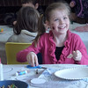 Fun making a paper plate recyclable owl craft.