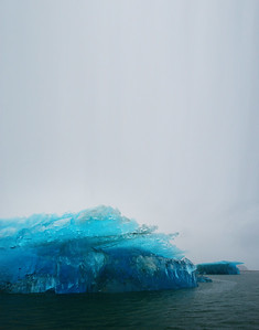 Ice Blue of Tracy Arm Alaska - Stock Photo by Nature Photographer Christina Craft