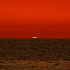 Green Flash, sunset, Captiva Beach, Florida