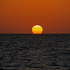 Sunset over the Gulf of Mexico, Captiva Island, Florida, USA