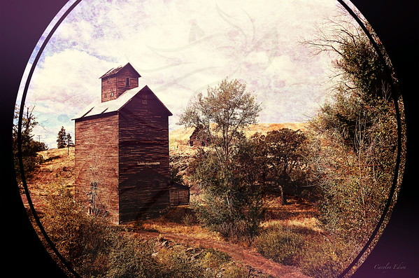 Grist mill.