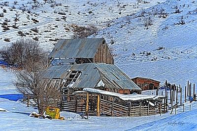 Graves barn.